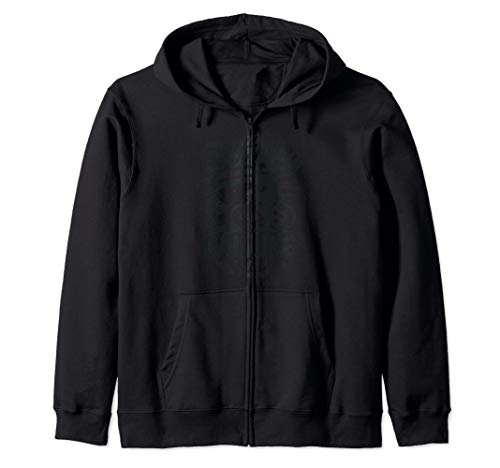 Cyclist Mountain biking - The trails are calling Zip Hoodie