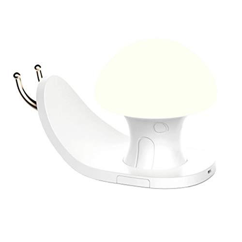 'S Nachts Licht,' S Nachts Licht USB Opladen Bedlampje Met Mobiele Telefoon Houder LED Kleurrijke Sfeer Lamp