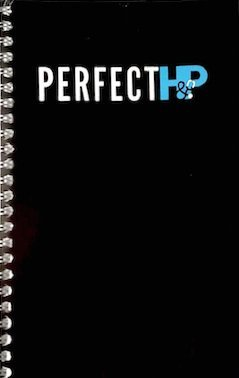 Perfect H&P Notebook (Medical History and Physical Exam Notebook)