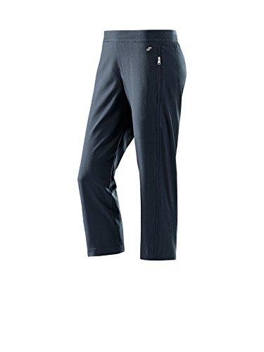 Joy Sportswear 3/4-Hose Francis für Damen, Reisverschlusstaschen, ideal für Fitness und Outdoor-Aktivitäten wie Running Normalgröße, 44, Night