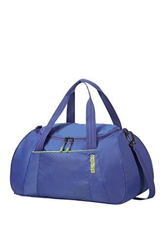 American Tourister Urban Groove - Bolsa de Viaje, 50 cm, 36.5 L, Azul (Blue)