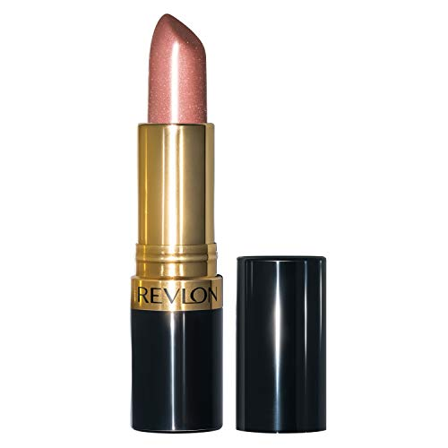 Revlon Super Lustrous Lipstick, Rose & Shine,0.15 oz./4.2 g.