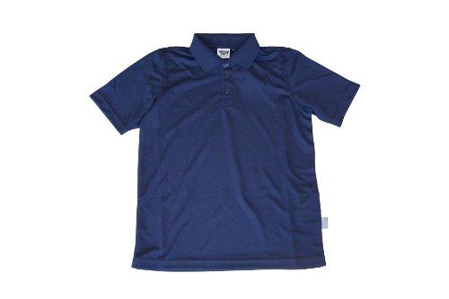 Maier Sports Kinder Poloshirt Lena, amparo blue, 152, 55130371