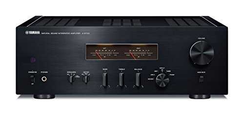 Yamaha A-S1100BL Power Amplifier (Black)