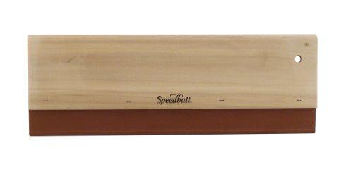 Speedball 14-Inch Nitrile Squeegee, 65 Durometer