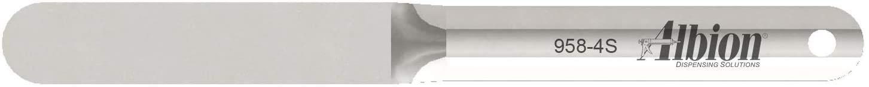 Albion Engineering 958-G01 Streamline Caulk Spatula 7-Piece Set Fоur Paсk