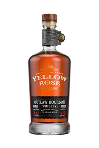 Yellow Rose - Outlaw Bourbon Pot Distilled - Whisky