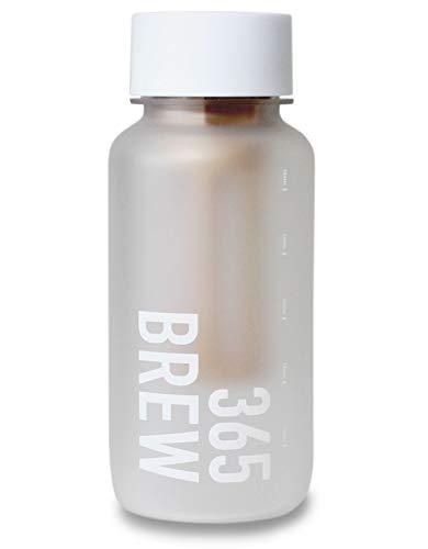WEMUG BREW BOTTLE ホワイト 水出しティー 水出しコーヒー コールドブリュー 専用ボトル 水筒 コーヒーボトル ポータブルボトル