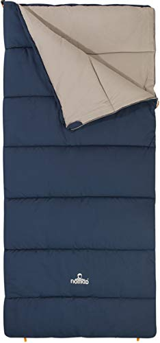 NOMAD Brisbane Junior Sleeping Bag Kinder Dark Denim/Dove 2020 Schlafsack