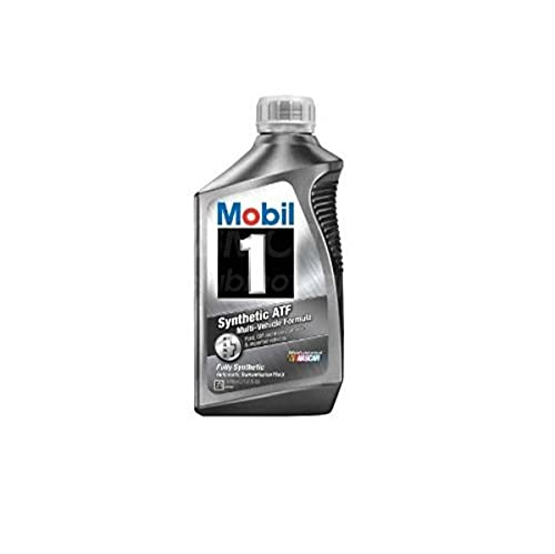 Mobil 1 112980 Synthetic Automatic Transmission...