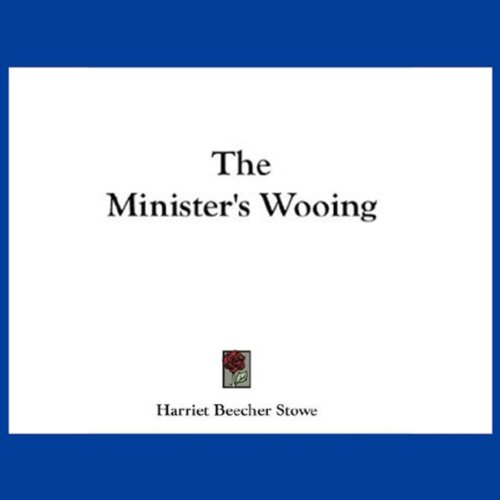 The Minister's Wooing audiobook cover art