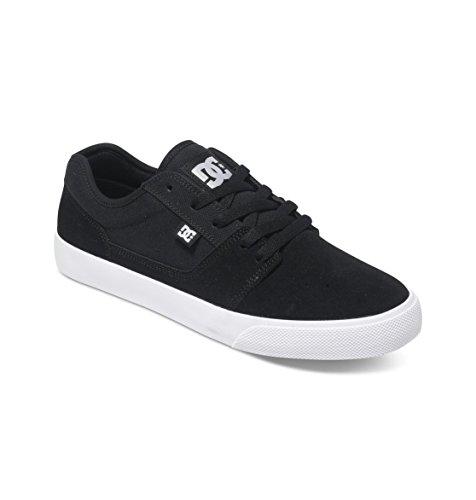 DC ShoesTONIK M SHOE - Zapatillas Hombre, Negro (black/white/black xkwk), 38