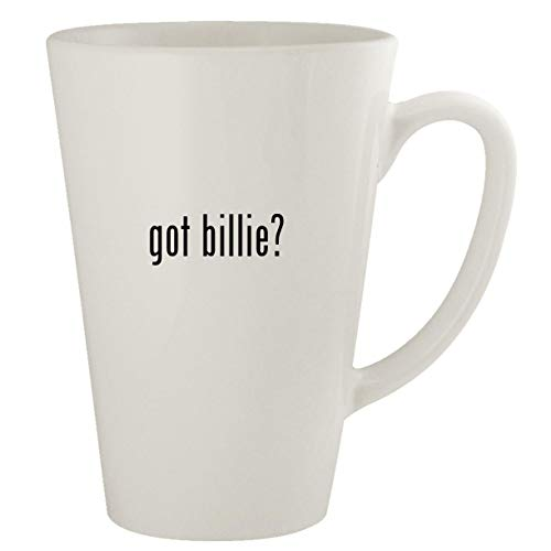 got billie? - Ceramic 17oz Latte Coffee Mug