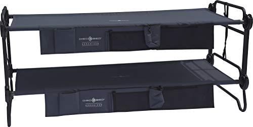 Disc-O-Bed Stockbett XL Anthrazit