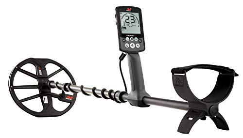 "Minelab Equinox 600 Metal Detector with EQX 11"" Double-D Waterproof Coil"