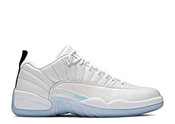 Nike Air Jordan 12 XII Retro Low Easter 2021 DB0733-190 US Size 8.5 White/Multicolor