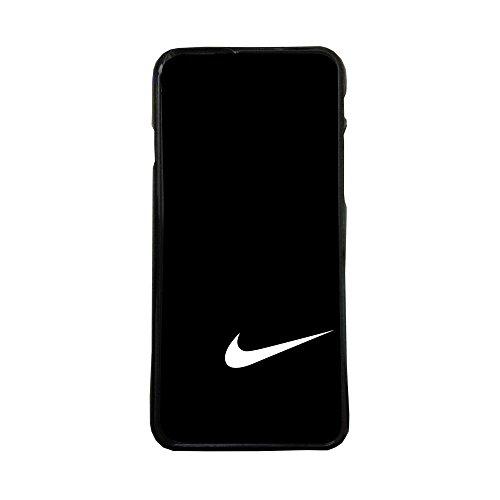 ELHURON Fundas De Moviles Carcasas De Moviles Funda Carcasa Compatible con Nike Negro Marcas