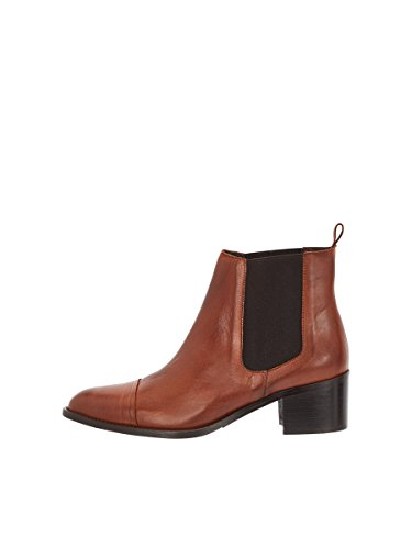 Bianco Damen Dress Chelsea Boots, Braun (Cognac 240), 38 EU