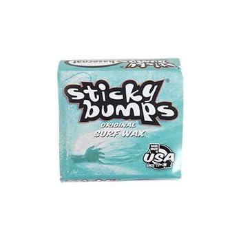Sticky bumps サーフィン用WAX(ワックス) ベースコート トップコート スティキー WAX 滑り止め