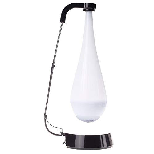 Lámpara de noche Lámpara de mesa USB Audio tabla del tacto LED de la lámpara + Sound de agua caída
