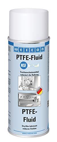Weicon 11301400 PTFE-Fluid 400ml - smeermiddel & montagegereedschap voor metaal, kunststof