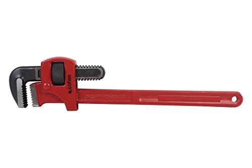Cofan 09514101 Llave grifa para tubo stillson, 0.011 V, 10