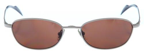 Rebel Sonnenbrille ROOTS Silber/Schwarz 6518-CT558