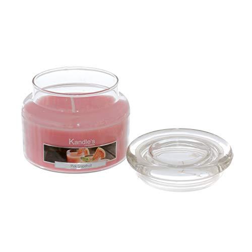 candele profumate kasanova Pink & Grapefruit candela profumata Pink&Grapefruit
