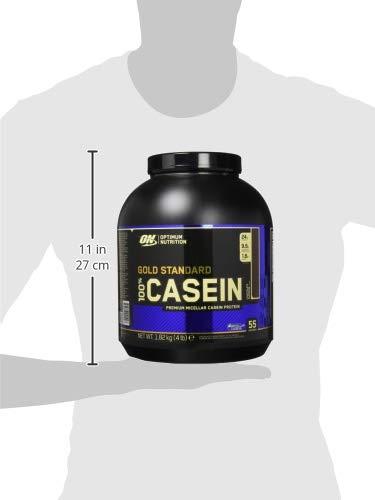 Optimum Nutrition Casein Protein Chocolate Supreme, 1er Pack (1 x 1818 g) - 3