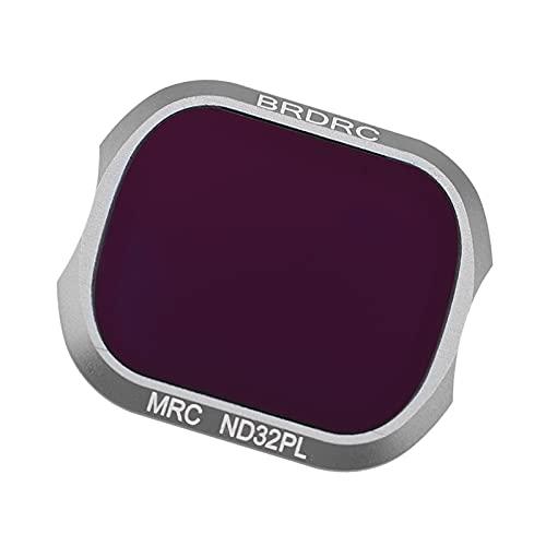 FLAMEER Sostituzione del Filtro dell'obiettivo della Fotocamera in Vetro Ottico Professionale Compatibile con Gli Accessori DJI Mavic 2 PRO - ND32