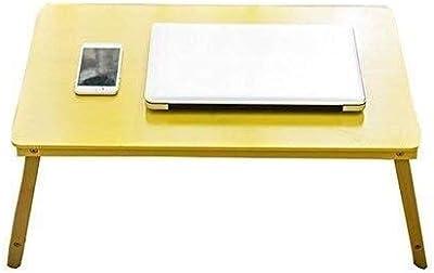 QYJpB Hogar Plegable Tablas Equipo portátil Estudiante habitación ...