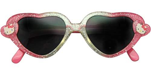 Kids Licensing sonnenbrille Hello Kitty Mädchen rosa/grün Einheitsgröße