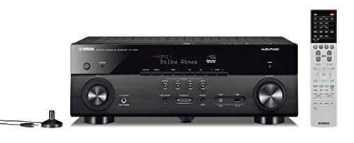 Fantastic Prices! Yamaha AVENTAGE RX-A680 7.2CH 145 W Dolby Atmos 4K Ultra HD with Bluetooth and Air...