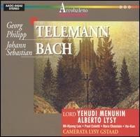 Violin Concerto: Menuhin, Lysy(Vn)camerata Lysy Gustaad