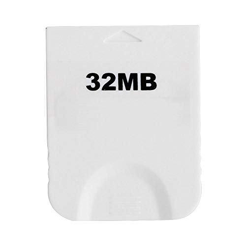 VBESTLIFE 4MB / 8M / 16M / 32M / 64M / 128MB / 256MB Speicherkarte für Nintendo Wii Konsolenspiele(32MB)
