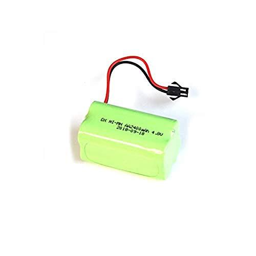 Compatible para 2400 mah Ni-Mh 4.8V AA Paquete de batería Recargable AA Cell pour RC Coche Helicóptero Juguetes Luz LED Teléfono inalámbrico SM Plug B