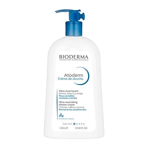 Bioderma Atoderm Crème Lavante Rückfettende Washcreme 1000ml