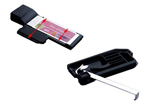KALEA-INFORMATIQUE–Estabilizador Adaptador para Tarjeta ExpressCard–Transforma una Tarjeta 34en 54Afin de Bien la...