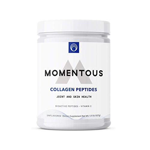 Momentous Collagen Peptides Powder with Protein (30 Servings)