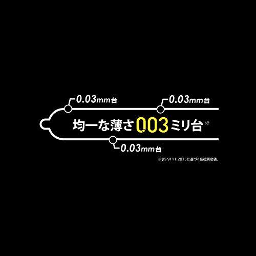 『オカモト ゼロゼロスリー 0.03 リアルフィット 10コ入』の5枚目の画像