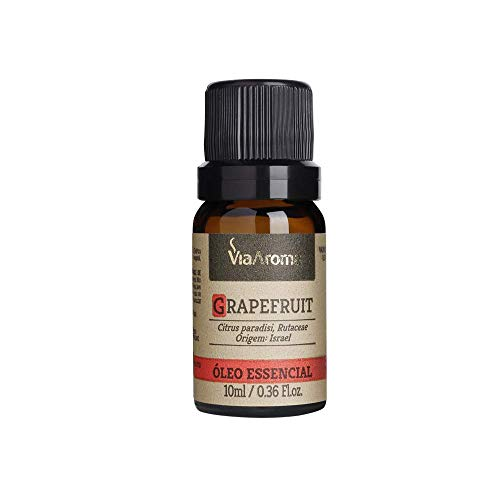 Óleo Essencial para Aromatizador Elétrico Via Aroma - 10ml (Grapefruit)