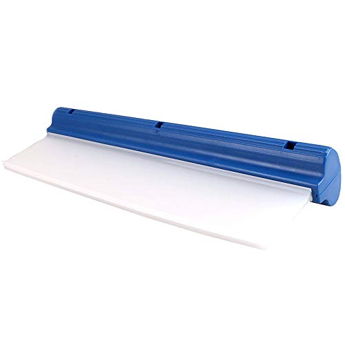 """Huiscu Water Blade 12"""" - Super Flexible T-Bar Silicone Squeegee - for Car Or Home Use - Best for Automotive Or Bathroom Drying!"""