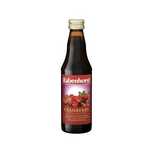 Rabenhorst Cranberry Muttersaft, 330 ml Lösung