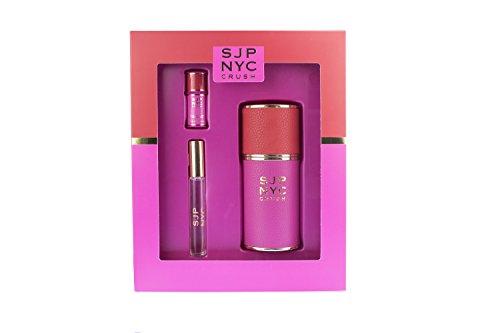 Sarah Jessica Parker SJP NYC Crush Eau De Parfum Spray e Rollerball, 100 ml/5 ml/10 ml