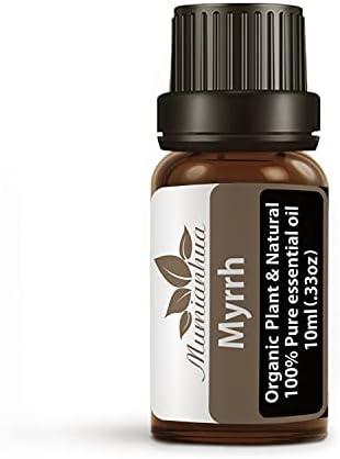 Top 10 Best essential oil myrrh Reviews