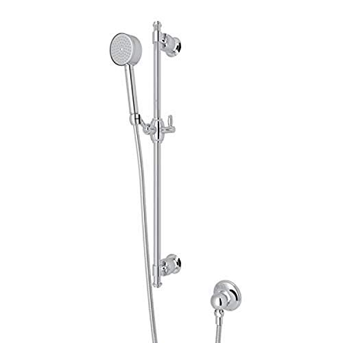 Review ROHL 1320EAPC HANDSHOWER SETS, Polished Chrome