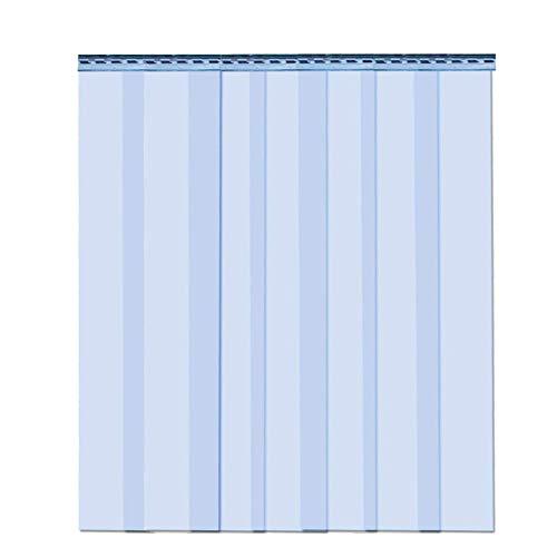 VIZ-PRO 6PCS Strip Door Curtain 87.4