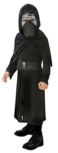 Rubies Star Wars   Disfraz Kylo Ren, para niños, 5 6 años 620260 M