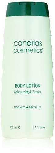 Canarias Cosmetics Dermo Aloe Body Lotion, 1er Pack (1 x 500 ml)