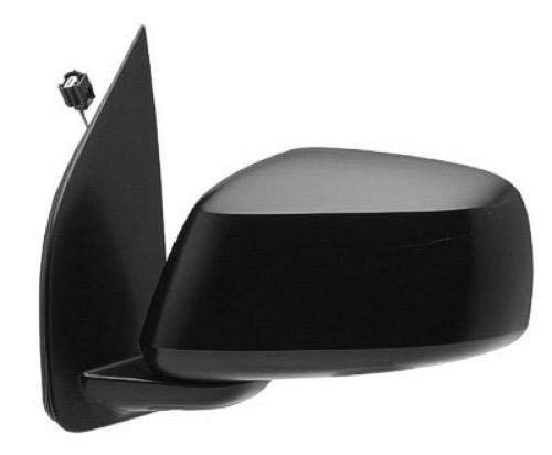 Go-Parts - for 2005 - 2015 Nissan Frontier Side View Mirror Assembly / Cover / Glass - Left (Driver) Side - (Nismo Off-Road + S + SE + SV + XE) 96302-9BC9A NI1320154 Replacement 2006 2007 2008 2009